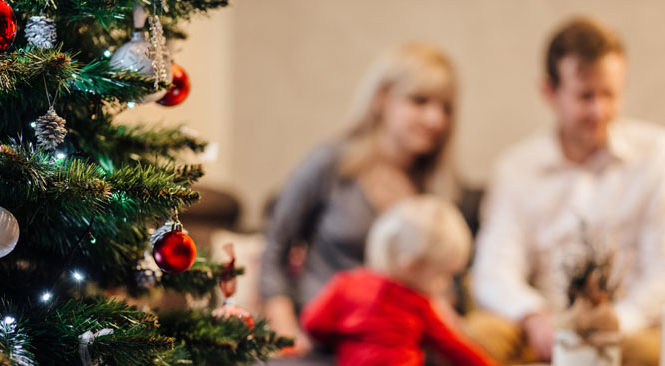 food allergies at family gatherings christmas dinner