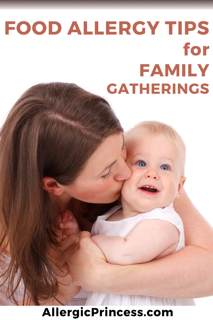food allergy tips family gatherings