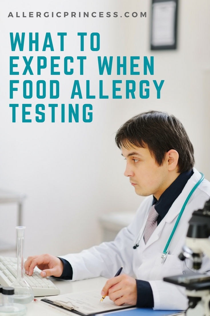 Skin prick tests, blood tests, food challenges. What to expect for food allergy testing and how to prepare for it.
