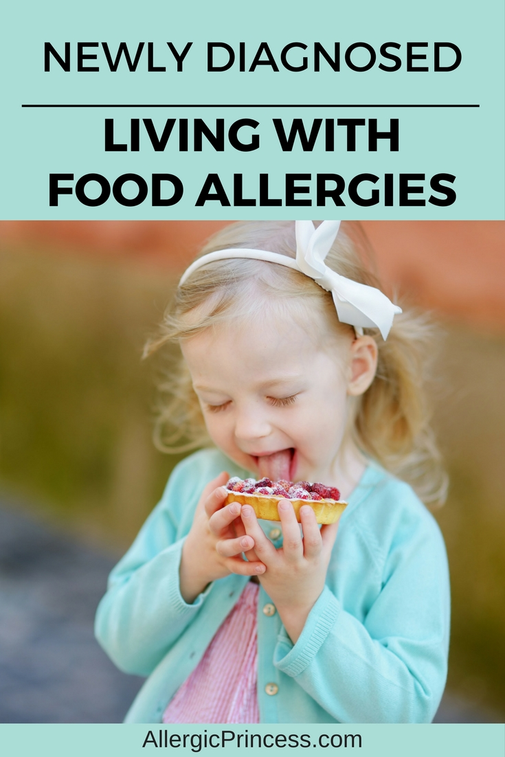 Having food allergies is no easy task. Read about being diagnosed, eating out, going to school. Living with food allergies when you're newly diagnosed.