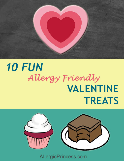 allergy friendly valentine treats