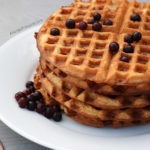allergy friendly waffles - dairy free, soy free, nut free, seed free