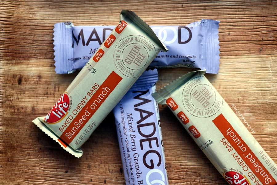 nut free granola bars brands madegood enjoylife