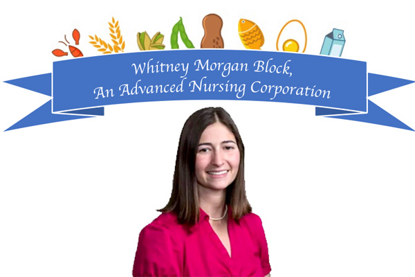 Whitney Morgan Block OIT Food Allergy