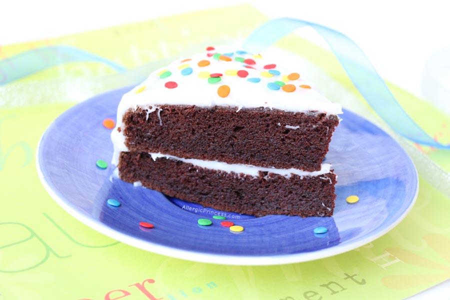 Cake Mix Receipes Gluten Free No Egg No Dairy