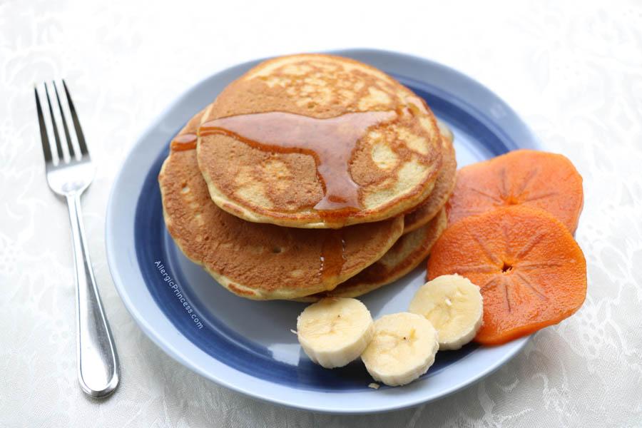 dairy-free pancake mix waffle mix
