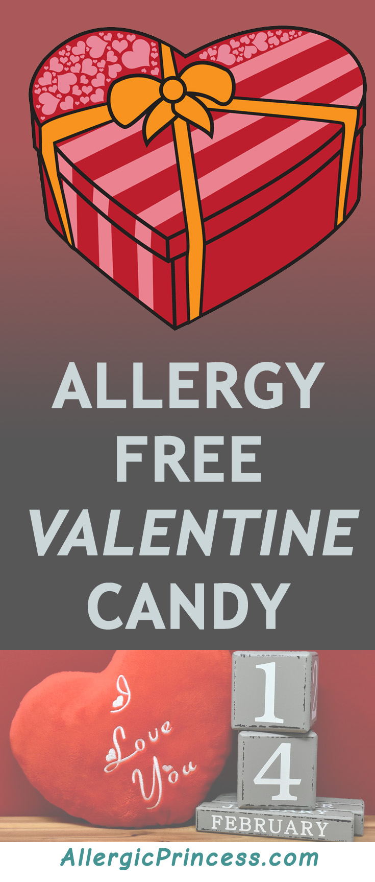 allergy free valentine candy
