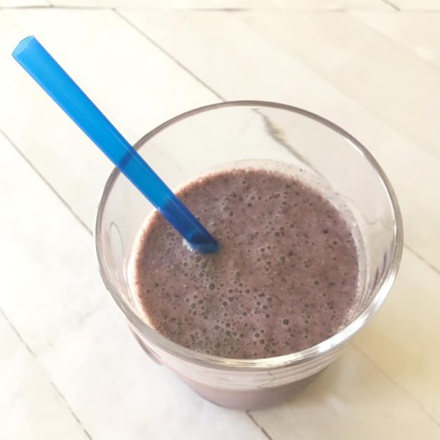 Food Allergy OIT Tips and Tricks - OIT dose smoothie