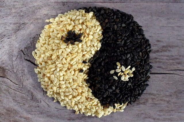 Food Allergy OIT Tips and Tricks - sesame seeds
