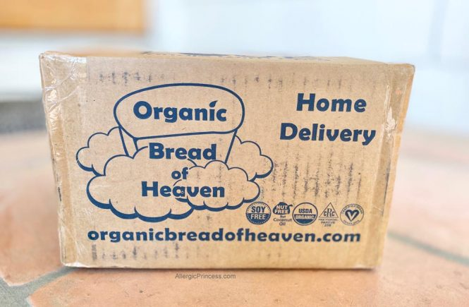 Organic Bread of Heaven Delivers