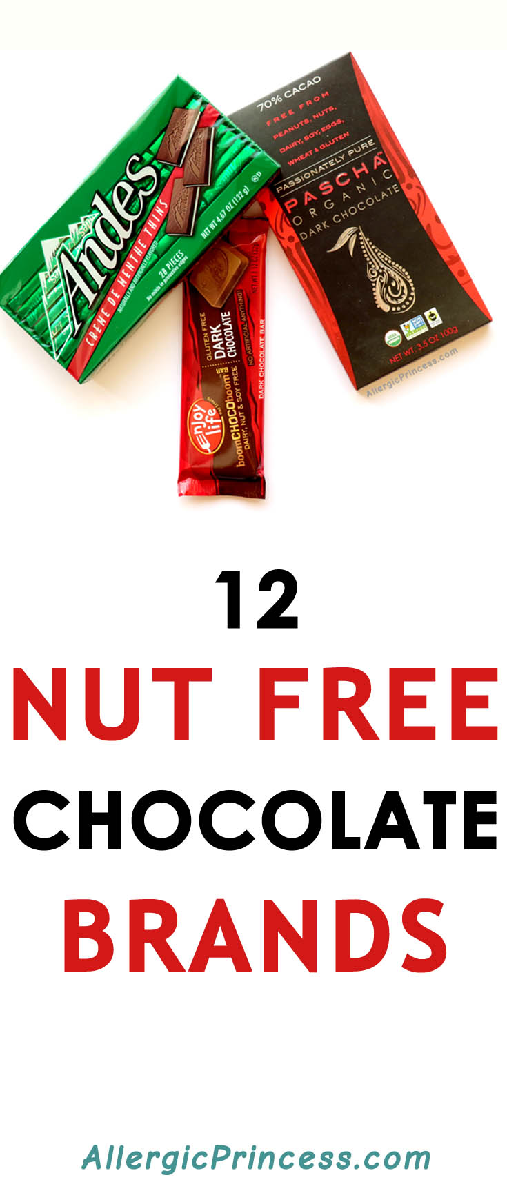 Discover some nut free chocolate brands