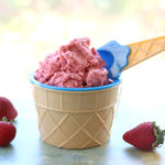 strawberry ice cream dairy free
