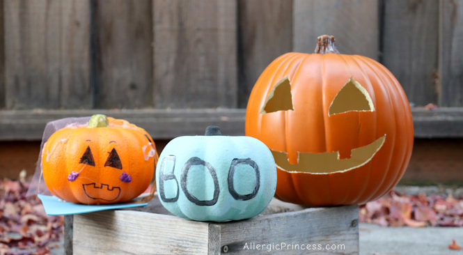 allergy safe halloween teal pumpkin