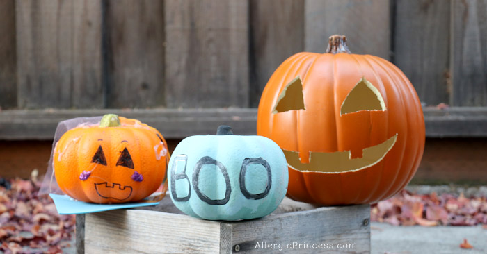 EASY! 5 STEPS TO AN ALLERGY SAFE HALLOWEEN