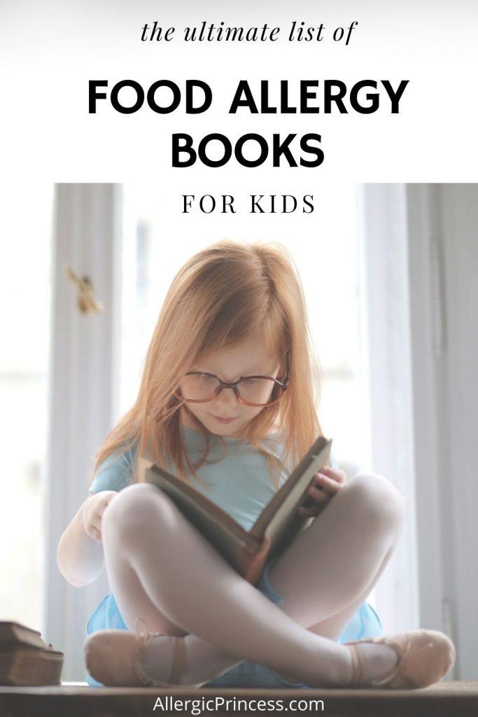 Food allergy books for kids