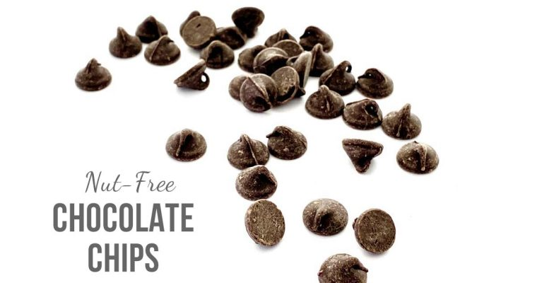 NUT FREE CHOCOLATE CHIPS