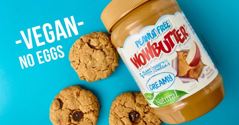 WOWBUTTER COOKIES NO EGG