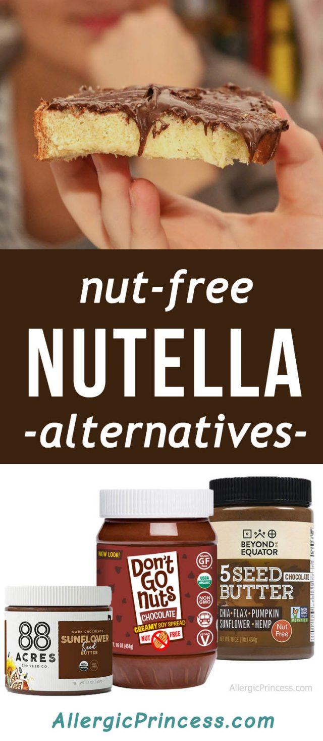 nut-free nutella alternative