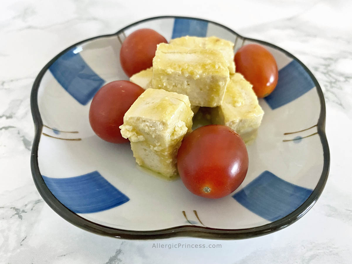 VEGAN FETA CHEESE NUT-FREE