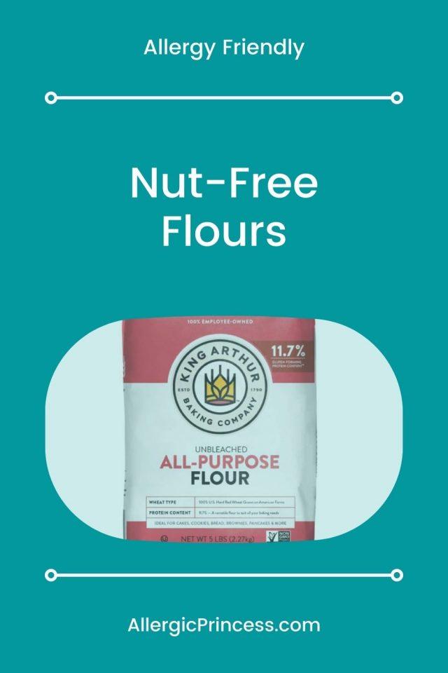 nut-free flour