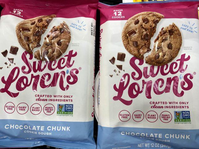 sweet lorens cookie dough